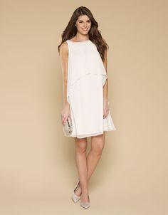 Tulip Dress | White | Monsoon