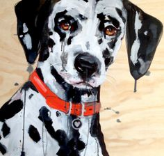 Art by Jac Clark Artist Profile, Dogs, Animals, Shopping, Animales, Animaux, Pet Dogs, Doggies, Animal