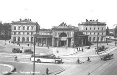 Dworzec Świebodzki 1930