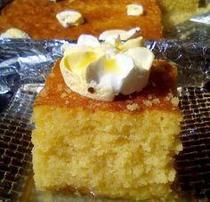 Greek Recipes, Sweet Desserts, Coffee Cake, Cornbread, Vanilla Cake, Cheesecake, Cooking Recipes, Sweets, Baking