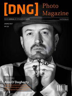 DNG Photo Magazine Nº 125, Enero 2017 disponible para descarga Pdf Magazines, New Books, Actors, Portrait, Types Of Photography, January, Budget, Headshot Photography, Actor