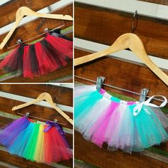 Gorgeous tutu's - Made to your specifications 💜
