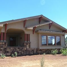 the pic of passive solar home