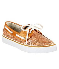 More Sperry's. I need these for Bengals games of course.