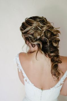 #coiffure #cheveux #mariage