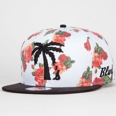 BLVD SUPPLY Fashion Mens Snapback Hat 217403957 | Snapbacks | Tillys.com