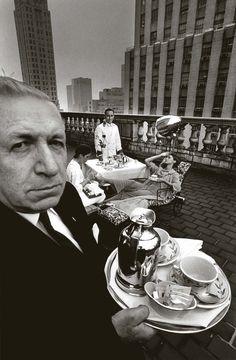 New York, Harper's Bazaar, 1964 © Jeanloup Sieff