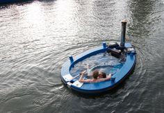 これがホントの「湯船」。