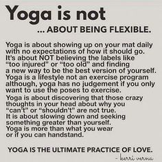 Yoga is not about being flexible…. Yoga is the Ultimate Practice of love . Yoga is not about being flexible…. Yoga is the Ultimate Practice of love .,Yoga + Meditation Yoga is not about. Yin Yoga, Yoga Meditation, Yoga Bewegungen, Yoga Flow, Pilates Yoga, Yoga Art, Yoga Mantras, Namaste Yoga, Meditation Quotes