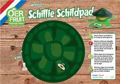 Schillie Schildpad II - met Pimp je OER-Fruit appel