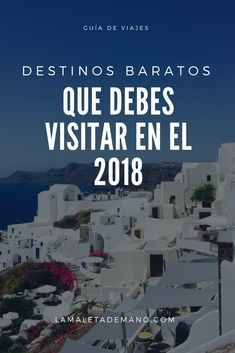 #pasajesbaratos #viajesporelmundo #viajar