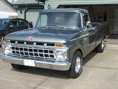 '65 Ford F100 Custom Cab. Beautiful, tastefully restored. 352, 3 spd, original Holley carb. Original 65 matched grille. All chrome restored or replaced. 3 volume illustrated shop manual set included (also collector's item). Understated, elegant truck. Garaged 24/7. Needs to be with someone who will drive it and show it. Over $13,000 in receipts, asking $15,000 firm. mailto:terry.d.jo...