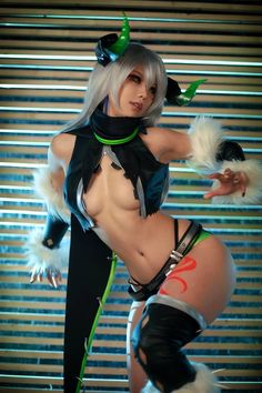 Hot Cosplays Babes