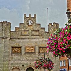 Town-Hall Horsham, Sussex