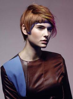 www.estetica.co.uk | D!SRUPT Goldwell's 2016 Hair Fashion Collection