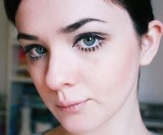 Rookie: Mod Eye Makeup in Like Five Minutes