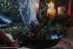 Reginas Wilde Weiber Küche: Seelennahrung - Feuer, Flamme und Rauch!