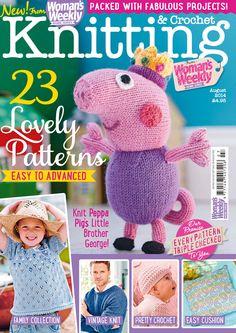 Peppa Pig Knitting Pattern Free