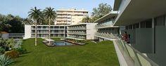 Hotel Vila Galé Palácio dos Arcos em Oeiras. Um novo conceito de refúgio nas suas próximas férias | Oeiras | Portugal | Escapadelas ®