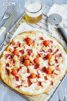 7 de nuestras mejores recetas de pizzas
