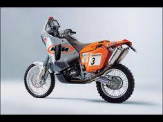KTM LC4 660 Rally