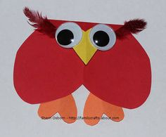 """Owl valentines...""""Whooo loves you?"""""""