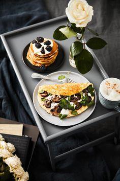 Ricotta, Love Is Sweet, Breakfast, Food, Omelette, Morning Coffee, Meals, Yemek, Eten