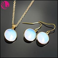 Natural Stone Jewellery, natural crystal jewellery, Agate Necklaces & Earrings Set, http://www.amazon.co.uk/dp/B00WQ36IRS/ref=cm_sw_r_pi_awdl_HImXvb1SWV6TV
