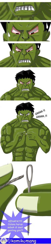 Hulk Problem