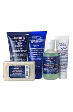 Kiehl's Since 1851 Men's Starter Kit available at #Nordstrom
