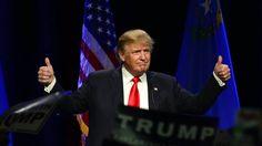 Niemand lacht nog om de kandidatuur van Donald Trump. Al vijf maanden gaat hij aan kop bij de Republikeinen.