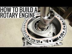 How To Build A Rotary Engine - YouTube