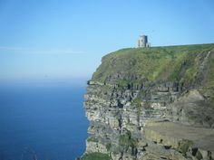 Cliffs of Moher, Ireland-- I want to go back so bad!!