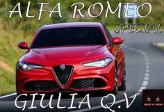 Alfa Romeo Giulia Quadrifoglio Special
