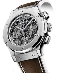 Hublot [NEW][LIMITED EDITION OF 100 PIECE] Classic Fusion Aerofusion Chrono 45mm 525.nx.0170.lr (Retail:EUR 15.900) ~ EXCLUSIVE OFFER: HK$89,800.