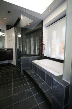 Modern bathroom design   Hopkins & Porter