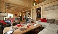 Overview - Pristine Chalet in the Centre of Combloux