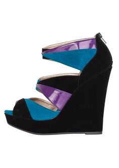 alloy piper wedge. $42.90