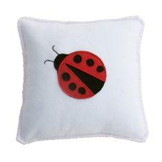 Ladybug Pillow for my Ladybaby NJ
