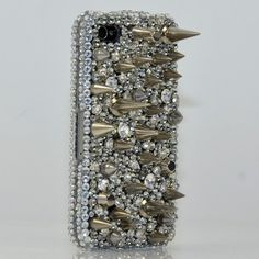 OH MY GOD, IT'S SO GORGEOUS. I will have it. But in black, gold, and silver.... My favorite.- $79