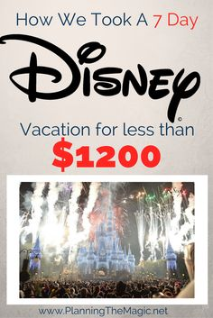Doing Disney on a budget is very far from impossible. In fact, I suggest it for anyone who truly wants full control of their vacation. Being aware of your vacation budget is recommended. I put together tips for going to Disney on a budget to help anyon Disney On A Budget, Disney Vacation Planning, Disney World Planning, Walt Disney World Vacations, Trip Planning, Vacation Ideas, Disney Travel, Disney Parks, Plan Disney World Trip