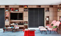 巴西 系統收納之彩色公寓 - DECOmyplace 新聞台