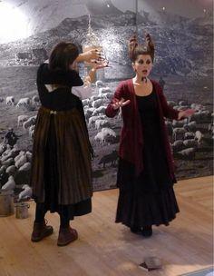 La perfida Svalazza e la Pittrice del Monte Faloria. Le leggende delle Dolomiti al Museo Etnografico delle Regole d'Ampezzo