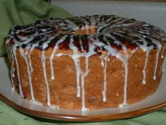 Weight Watchers Apple Cake. Photo by SuperSpike