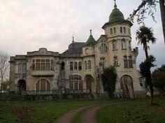 VILLA EXCELSIOR - abandoned mansion in Galicia