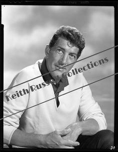 Dean Martin Vintage Herb Ball 4x5 ONE-OF-A-KIND Negative w/ Envelope #659 @DinosPlace