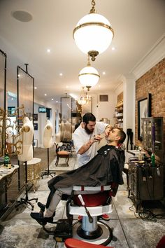 Groom shave before wedding Toronto Wedding Photographer, Before Wedding, Montreal, Groom, Home Decor, Homemade Home Decor, Grooms, Interior Design, Home Interiors