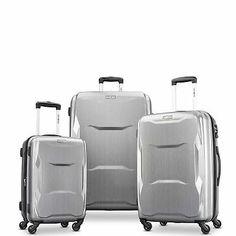 Samsonite Pivot 3 Piece Set Luggage - Travel Luggage - Ideas of Travel Luggage - Samsonite Pivot 3 Piece Set Luggage Price :