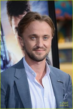 Wizarding World of HP ~ Tom Felton