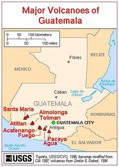 El Volcan de Pacaya Guatemala Volcano Sand Sample   eBay